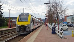 AM 08078 - L154 - JAMBES (philreg2011) Tags: am08 desiro am08078 l154 jambes sncb nmbs trein train ic20142500 ic20142534