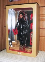 2010 Christian Louboutin Cat Burglar Barbie (1) (Paul BarbieTemptation) Tags: 2010 barbie by christian louboutin cat burglar catsuit gold label designer