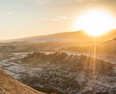 Valle de la Luna - San Pedro de Atacama (constanza castex) Tags: valledelaluna chile sanpedrodeatacama paisaje landscape atardecer sunset
