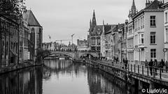 Gand, Belgique (Lцdо\/іс) Tags: gand ghent gent flamande flandre flickr flanders vlanderen vlaams belgique belgium belgie noiretblanc noir blackandwhite black blanc lцdоіс decembre december 2018 europe europa