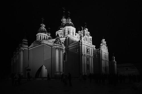 Михайловский Златоверхий монастырь / St. Michael's Golden-Domed Monastery