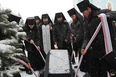 42. Похороны схимонахини Магдалины (Черных) 11.01.2019
