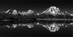 Grand Tetons (photographybytomlane) Tags: leica leicasl grandtetons monochrome blackandwhite