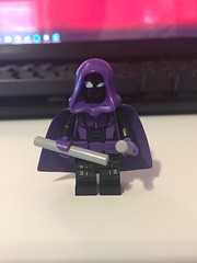 DC's Spoiler (v2) (Numbuh1Nerd) Tags: lego purist custom superheroes minifigures minifigs comics batgirl robin tim drake stephanie brown cluemaster league batgirls rebirth new 52 young justice outsiders