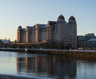 Oslo Havnelager på Langkaia