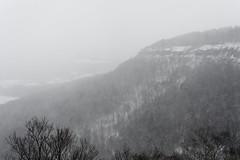 Snow Squall (fotofish64) Tags: thacherpark statepark helderbergescarpment helderbergs weather snowsquall snowstorm winter winterlandscape newscotland albanycounty capitaldistrict newyork outdoor pentax pentaxart kmount k70 hdpentaxda1685mmlens