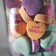 day 45 (Randomographer) Tags: project365 necco conversation hearts love yourself candy sugar sweet sweets lollies confection flavor yum delicious tasty indulgent food edible cavities 45 valentines day 365 2019