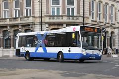 N.A.T. 526 YJ16 DZC (johnmorris13) Tags: nat newadventuretravel yj16dzc optare v1010mc metrocity bus