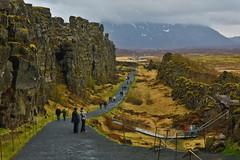 Þingvellir National Park, Iceland (Josh Khaw) Tags: þingvellir national park