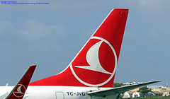 TC-JVG LMML 12-03-2019 Turkish Airlines Boeing 737-8F2 CN 42009 (Burmarrad (Mark) Camenzuli Thank you for the 17.2) Tags: tcjvg lmml 12032019 turkish airlines boeing 7378f2 cn 42009