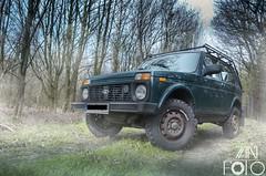 My Lada Niva 4x4 (janfockenfotografie) Tags: sigma nikond5100 nikon autovaz wald forest cars automobil auto automobilfotografie carphotography car ladataiga lada4x4 ladaniva lada