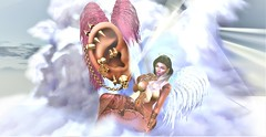 ^^Swallow^^ Ears Contest 2019- tekatoka89 Resident 2 (Victorya Dynasty) Tags: paradise swallow photo sky angels live adv maitreya littlebones shop glam trend follow nature paris woman girls wings spring march contest life style versus