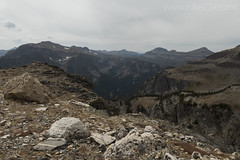 """View from Static Peak Divide • <a style=""""font-size:0.8em;"""" href=""""http://www.flickr.com/photos/63501323@N07/32609200907/"""" target=""""_blank"""">View on Flickr</a>"""