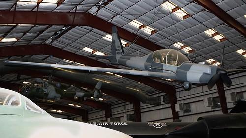 Lockheed YO-3A-LM Quiet Star 69-18006 in Tucson