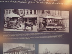 P9193041 (bentchristensen14) Tags: usa unitedstatesofamerica california sanfrancisco sanfranciscorailwaymuseum museum tram steuartstreet