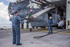 Exercise RIMPAC (aeroman3) Tags: airforce avn avs day deck eau extérieur forceaérienne helicopter hmcs hélicoptère jour maintainers marin marine navire navy ncsm outdoor pacific pacifique pilote plateforme rimpac16 seaking ship technicien vancouver water hawaii usa