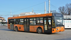 Venezia, Piazzale Roma 15.01.2018 (The STB) Tags: bus autobus autobús busse venezia italia publictransport citytransport öpnv trasportopubblico venecia venedig