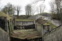Hillside fortifications, Citadelle, Namur, Belgium (Paul McClure DC) Tags: namur namen belgium belgique wallonia wallonie feb2018 historic architecture castle citadel ardennes