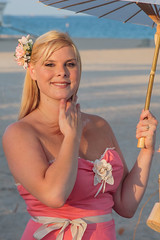 Bridesmaid 2006 (mccobb) Tags: mccobb canon canon20d wedding bridesmaids beach fortlauderdale beachweddings