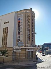 Cine Teatro Avenida, Castelo Branco (Sofia Barão) Tags: portugal beira baixa castelo branco