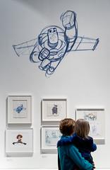 Pixar - 30 let animace (katerina0zemanova) Tags: výstava pixar praha animace exibition prague animation