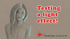 Testing an Awesome Light Effect - Sketch, Narrated (fineart-tips) Tags: art drawing finearttips woman lighteffect sketch tutorial artistleonardo leonardopereznieto patreon tutto3
