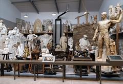 Reconstitution de l'atelier d'Henri Bouchard (musée la Piscine, Roubaix) (dalbera) Tags: lapiscine roubaix france musée atelier henribouchard dalbera sculpture artdéco