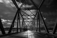 The Bridge (martinmenard757) Tags: bridge martin menard chicoutimi sagnenay hiver pont