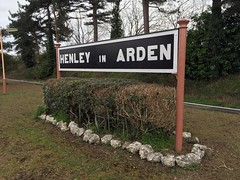 Henley-in-Arden (Kris Davies (megara_rp)) Tags: henleyinarden warwickshire hnl railway station trains