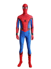 Spider-Man: 2018 Deluxe Homecoming Cosplay Costume Suit (XCOOS COSPLAY COSTUME) Tags: spiderman 2018 deluxe homecoming cosplay costume suit