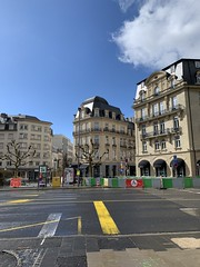 Place de Paris - Luxembourg City - Luxembourg - March 17, 2019 (firehouse.ie) Tags: buildings building architecture grandduchyofluxembourg travel ville downtown square streets street city garedistrict gare luxembourgcity luxembourg placedeparis