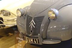 Citroen 2 ch (CHRISTOPHE CHAMPAGNE) Tags: 2019 france bretagne ille vilaine manoir automobile musee loheac citroen 2 ch