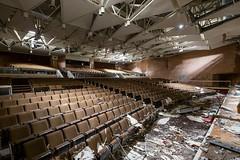 (ilConte) Tags: detroit michigan usa america abbandono abandoned decay urbex urbanexploration school