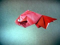 Fish - Yoo Tae Yong (Rui.Roda) Tags: origami papiroflexia papierfalten poisson pez peixe fish yoo tae yong