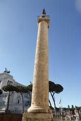 Trajan's column (mr.nyet) Tags: roma rome basrelief carraramarble 113ad piazzavenezia lowrelief colonnaditraiano forotraiano saintpetersstatue
