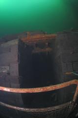 NorthWales-VivianQuarry-201802-17 (Tony J Gilbert) Tags: snowdonia llanberis northwales viviandivecentre vivianquarry mountsnowdon diving aquatic freshwater quarry floodedquarry nikon d300