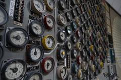 ChNPP - Control rod gauges (mattkubler) Tags: chernobyl powerplant controlroom chnpp gauges