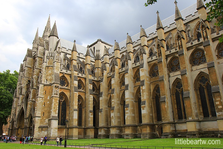 西敏寺Westminster Abbey-07