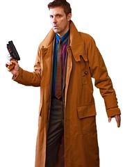 Rick Deckard Blade Runner Coat (alinaamy45) Tags: rickdeckard bladerunner coat cottoncoat harrisonford celebrity fashion collection movies actor bestfashion