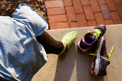 Not Ready Yet 082/365 (Watermarq Design) Tags: injury workout exercise running 365project