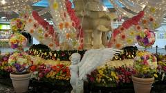 20190401_P1050200 (NAMARA EXPRESS) Tags: street city urban fountain angel flower construction structure decoration underground 16x9 spring daytime indoor color izuminohiroba umeda osaka japan panasonic lumix dmcgm1 gm1 20mm f17 asph namaraexp
