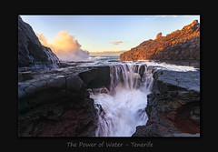 The Power of Water (MC--80) Tags: the power water tenerife
