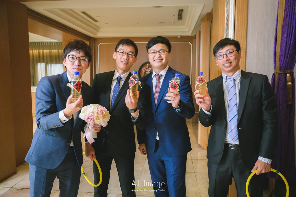 <婚攝> 冠廷 & 謹瑋 / 翰品酒店