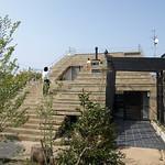 階段の家の写真