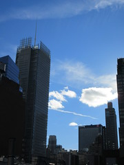 2019 January Happy New Year Clouds 8805 (Brechtbug) Tags: 2019 january happy new year clouds virtual clock tower from hells kitchen clinton near times square broadway nyc 01012019 york city midtown manhattan spring springtime weather building dark low hanging cumulonimbus cumulus nimbus cloud winter hell s nemo southern view