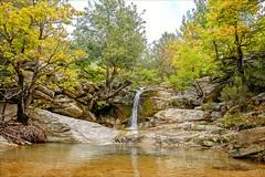 Kastro Waterfall (Heinrich Plum) Tags: heinrichplum plum fuji xt2 xf1855mm greece griechenland thassos kastro limeneria wasserfall latesummer spätsommer insel island