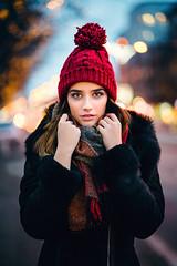 Tijana (Micko1986) Tags: portrait vsco sony a7rii fe85mm 85mm beauty girl woman bokeh night 7dwf