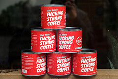 Fucking Strong Coffee (Rick & Bart) Tags: amsterdam mokum holland thenetherlands city urban rickvink rickbart canon eos70d can coffee fuckingstrongcaffee