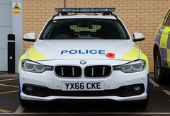 YX66 CKE (Ben - NorthEast Photographer) Tags: humberside police hull bmw 330d estate traffic car motor patrols rpu roads policing unit base anpr automatic number plate recognition camera system 66plate yx66 cke yx66cke