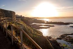 Portstewart Cliff Path (Deirdre Gregg) Tags: sea coast ireland causeway portrush portstewart new year 2019 white rocks east strand harbour promenade beach
